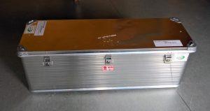 Transportbox Austellung
